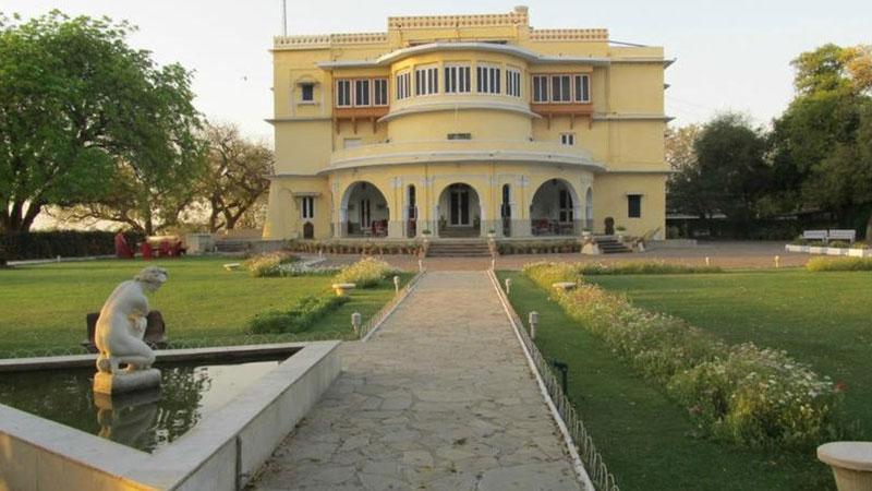 Brij Raj Bhavan in KotaRajasthan