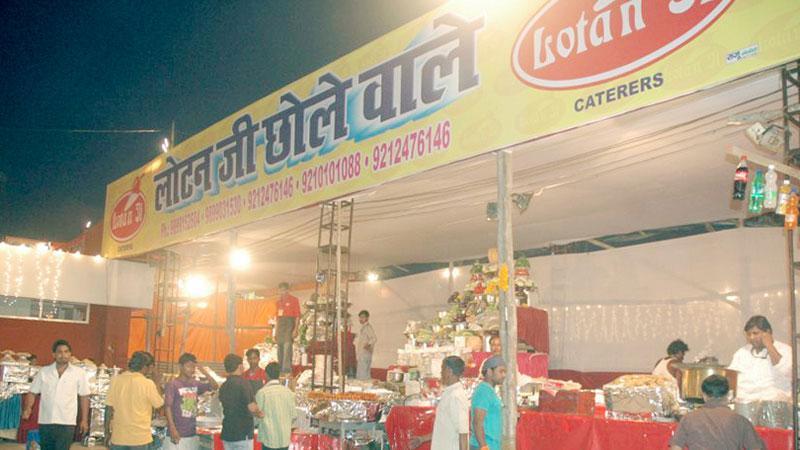 Lotan Chole Wala, Chawri Bazaar