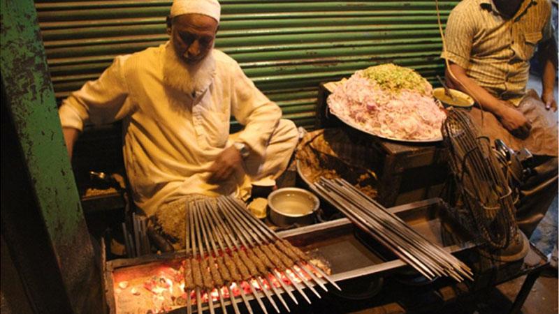 Ustad Moinuddin Kebab Wale