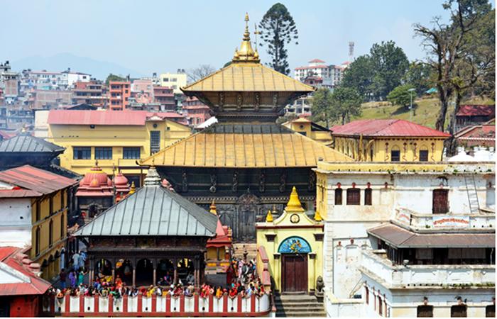 Pashupati Nath Temple, Nepal