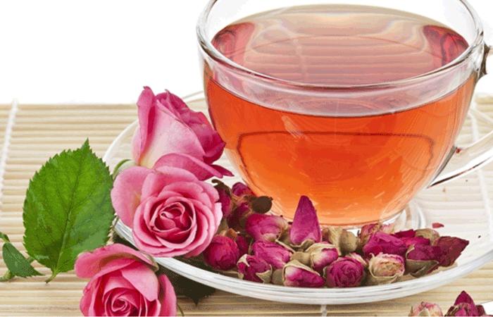 Spiced Rose Tea