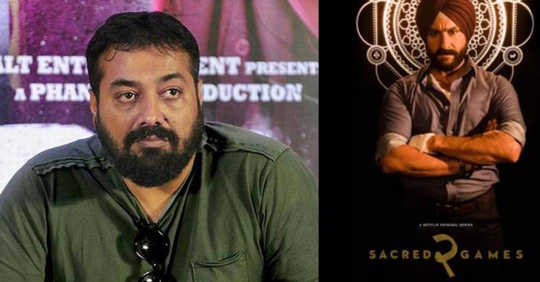 Sacred Games: Netflix and Anurag Kashyap were slammed for a scene
