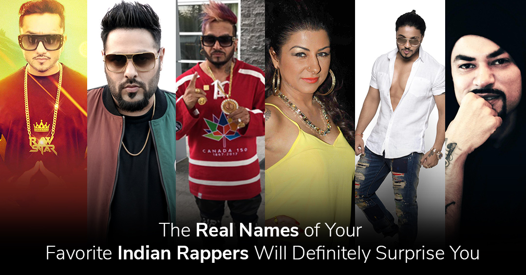 The Real Names of 7 Favorite Indian Rappers That Will Surprise You