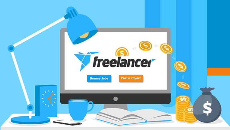 become a freelancer