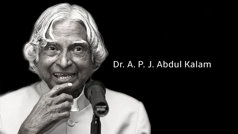 Dr. APJ Abdul Kalam
