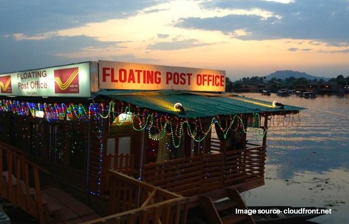 Floating Post-Office