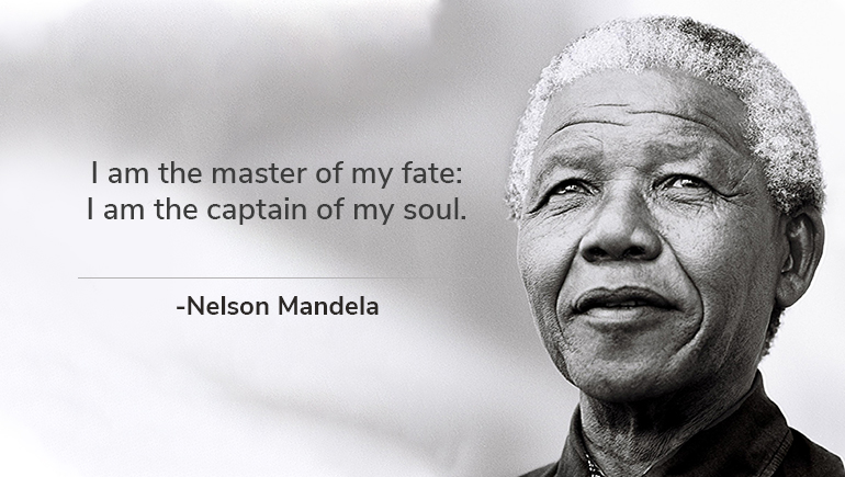 15 Motivational Quotes By Nelson Mandela