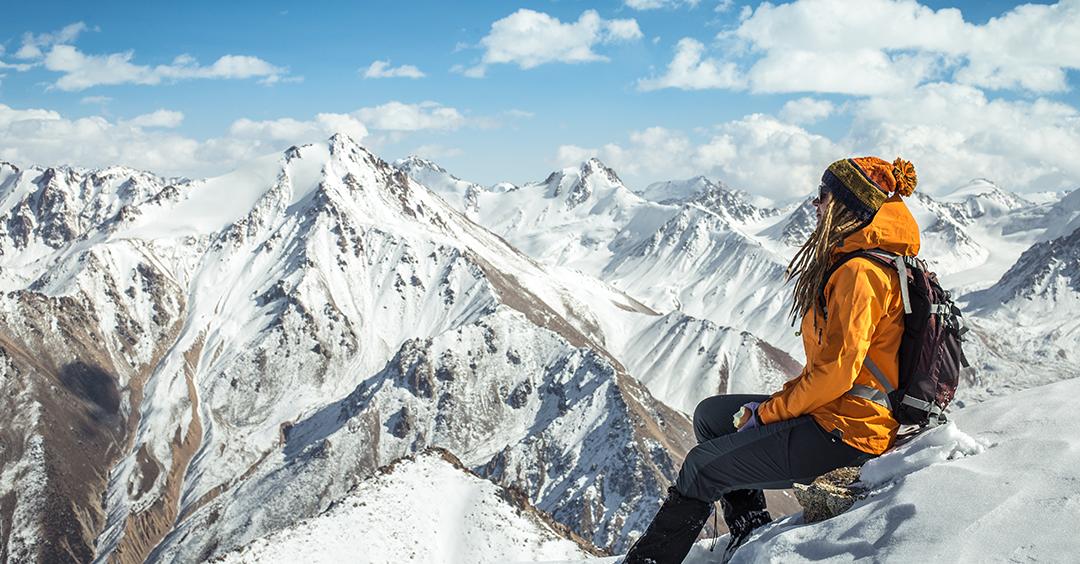winter trek india
