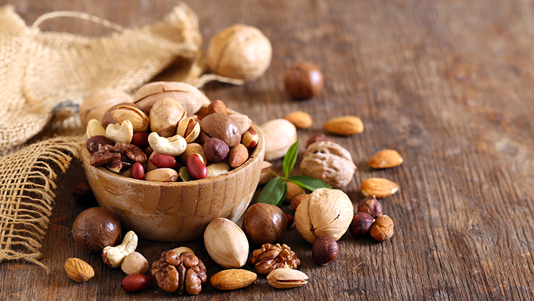 dry fruits winter