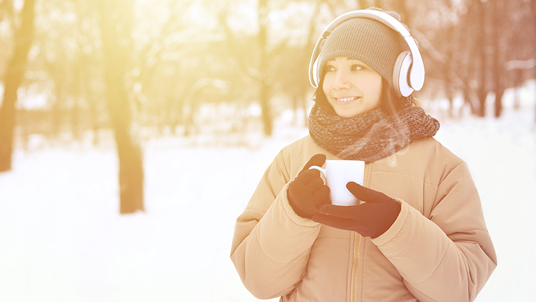 music in winters