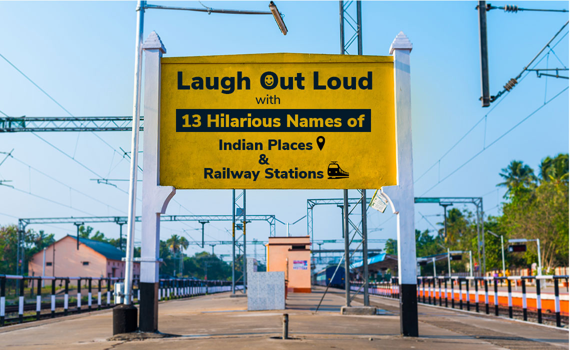 Hilarious Names of Indian Places
