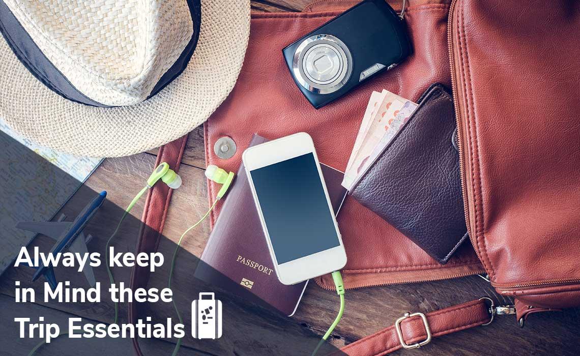 Trip Essentials