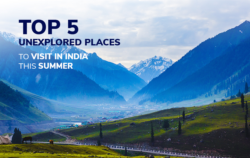 Unexplored Places To Visit In India