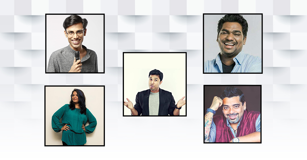 Top Indian Stand-Up Comedians You Must Watch