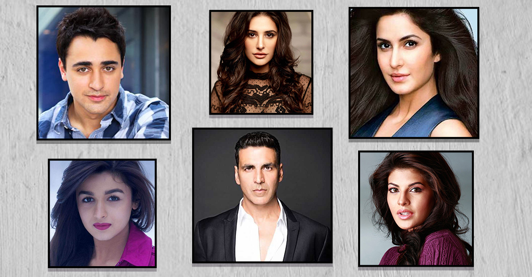 Bollywood celebs who are not Indian citizens