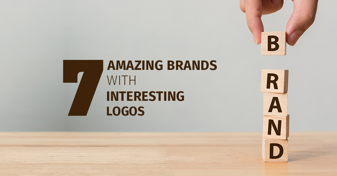 BRANDS WITH INTERESTING LOGOS