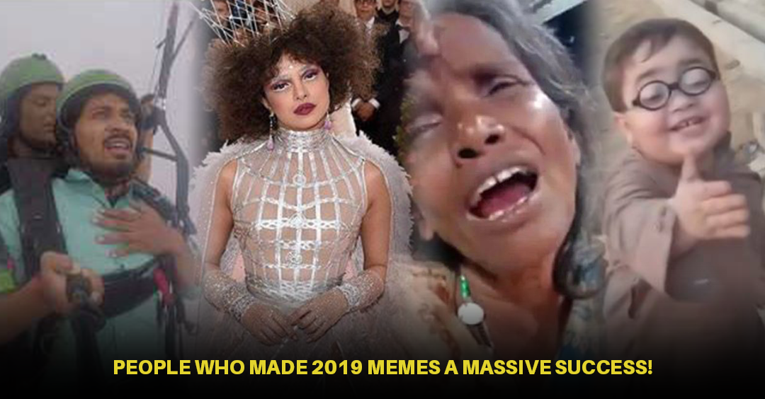People who made 2019 Memes a massive success!