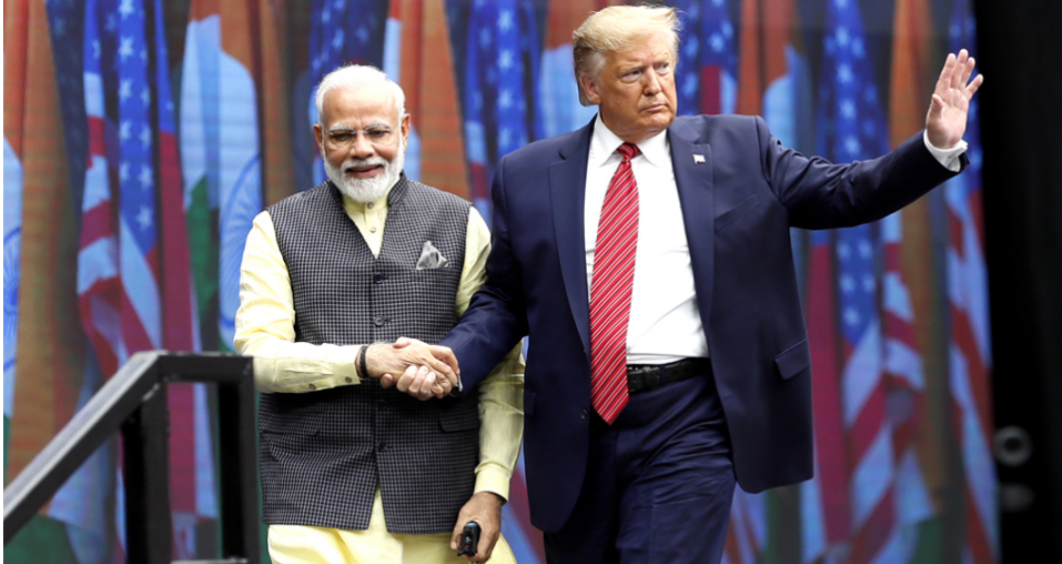 India gears up before US President Donald Trump maiden visit to India