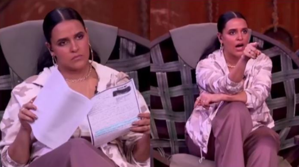 Neha Dhupia Gets trolled by netizens for her fake feminist Comment