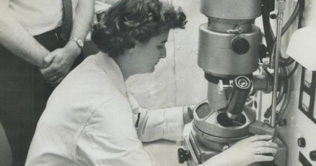 June Almeida - a Scottish virologist who discovered first Coronavirus in 1964