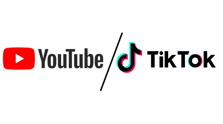 youtube vs tiktok fight