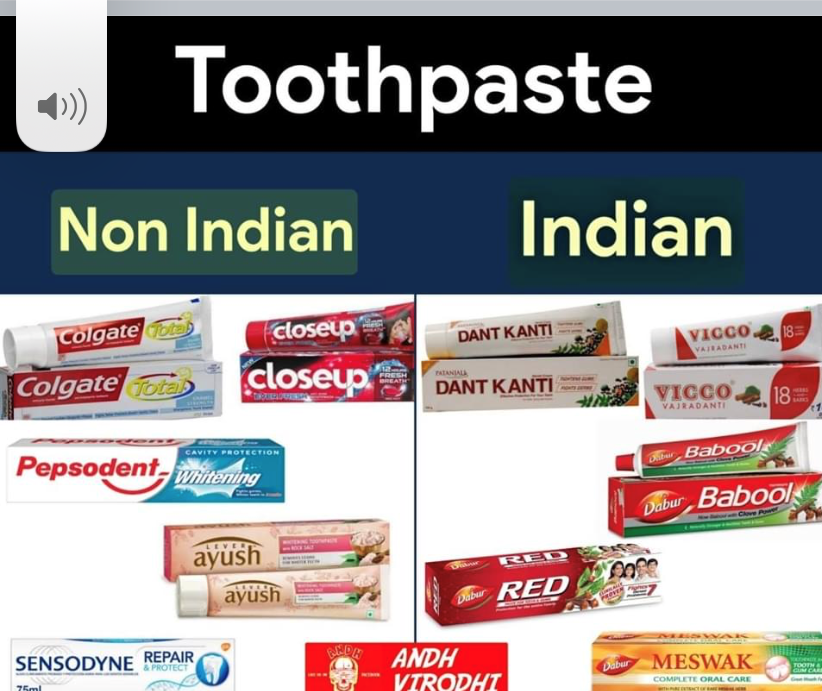 Made in India Daily use Products