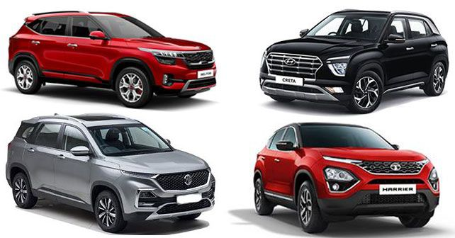 SUV's Under 15 Lakh