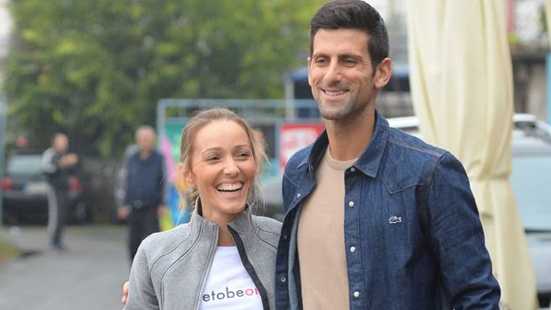 Tennis Star Novak Djokovic along with wife test positive for Covid-19