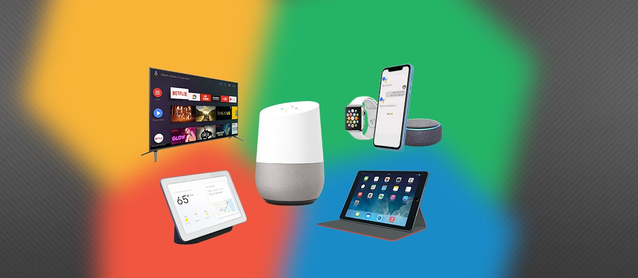 5 must have Internet of things (IOT) based electronic devices