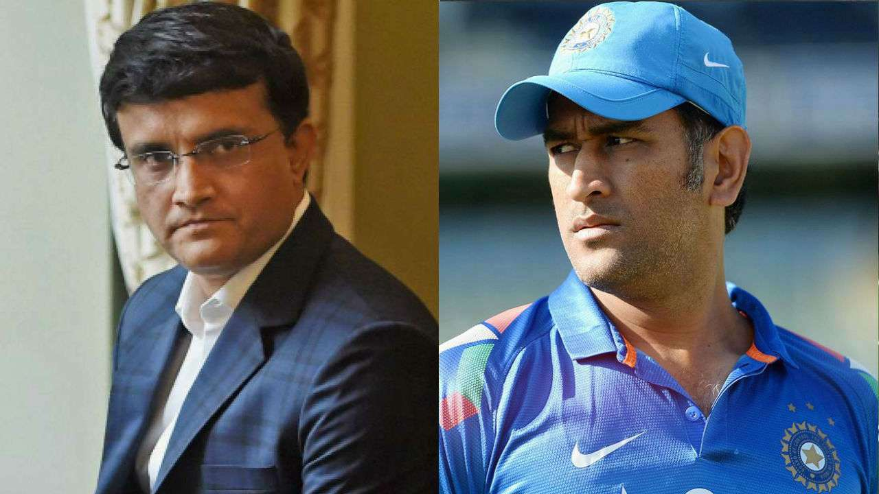 MS Dhoni Vs Sourav Ganguly, who is better Captain