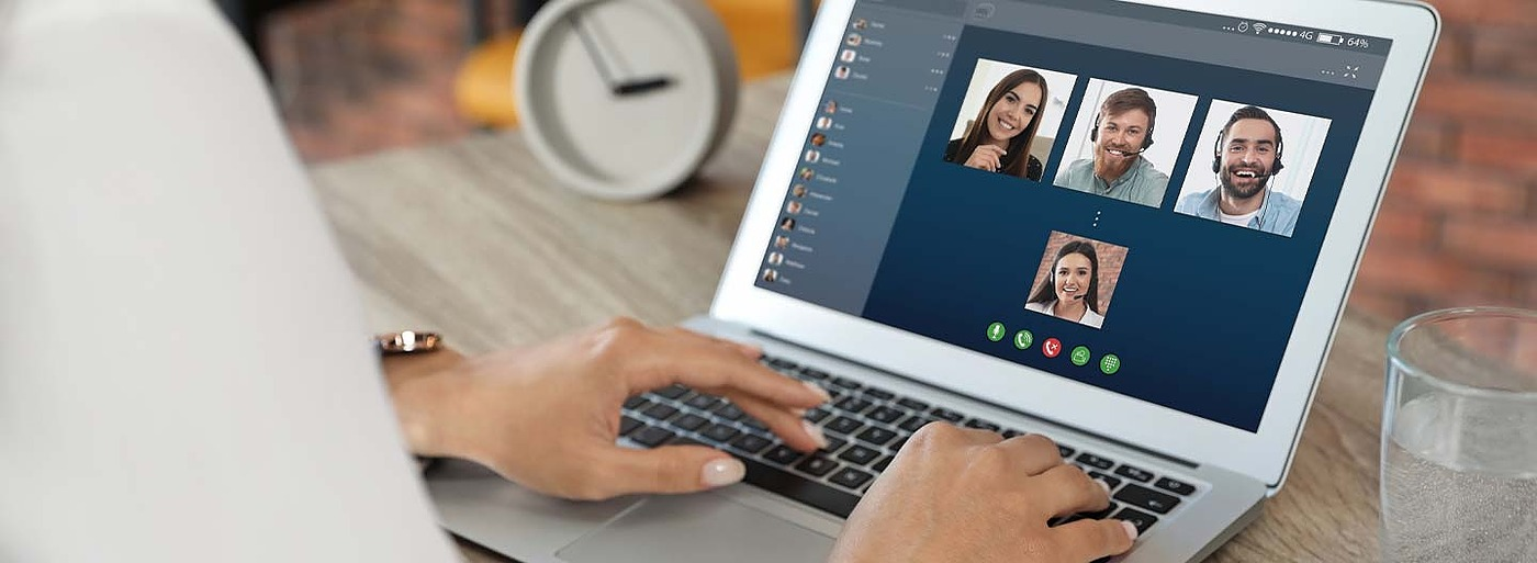 Video Calling Webinar software