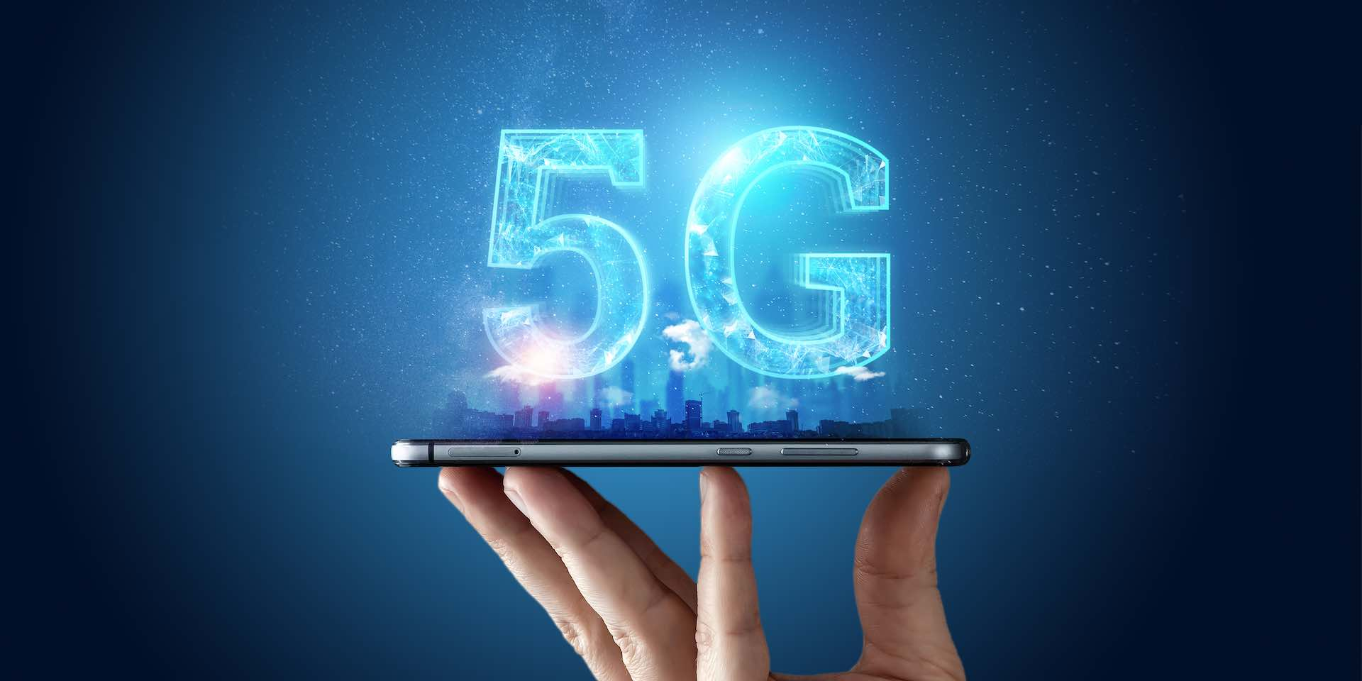 speed of 5G, how fast is it from 4G